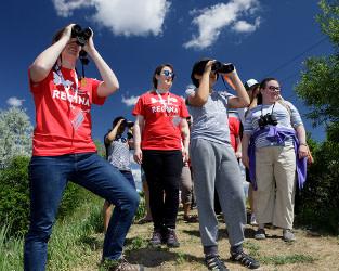 Les bioblitz mobilisent des Canadiens pour l'étude et l'appréciation de la nature