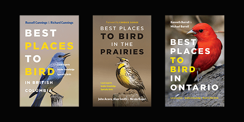 Best Places to Bird Contest Rules