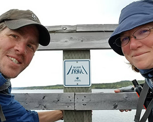 Cross-Canada Hike Goes from Dream to Reality