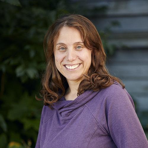 Amy-Lee Kouwenberg, Ph.D.