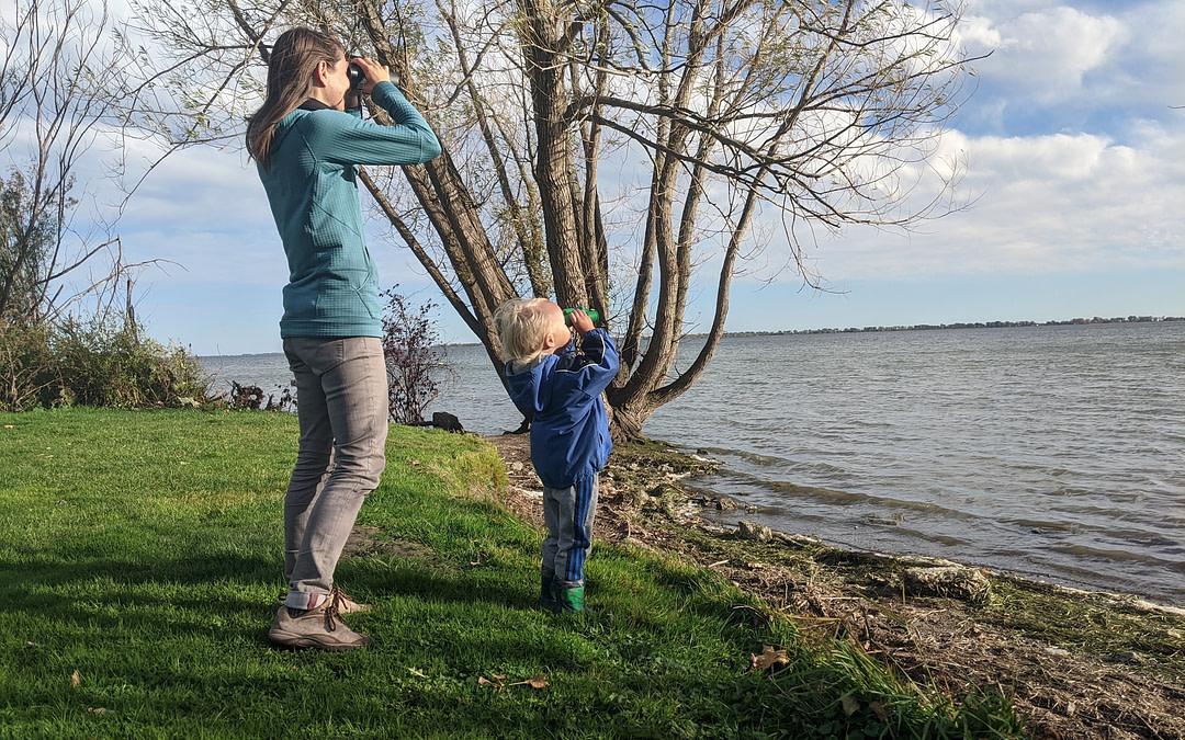 Le Grand Birdathon pancanadien des Canucks – Points saillants