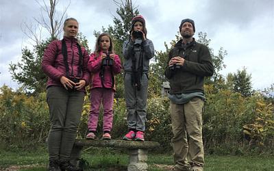 L'automne, un bon temps pour participer au Grand Birdathon pancanadien